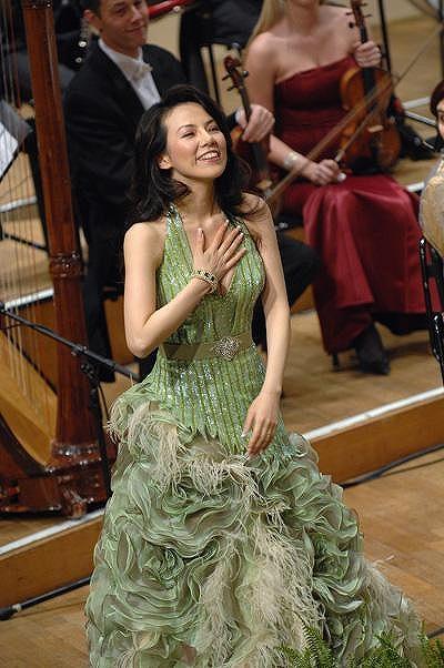 森麻季 ソプラノ歌手