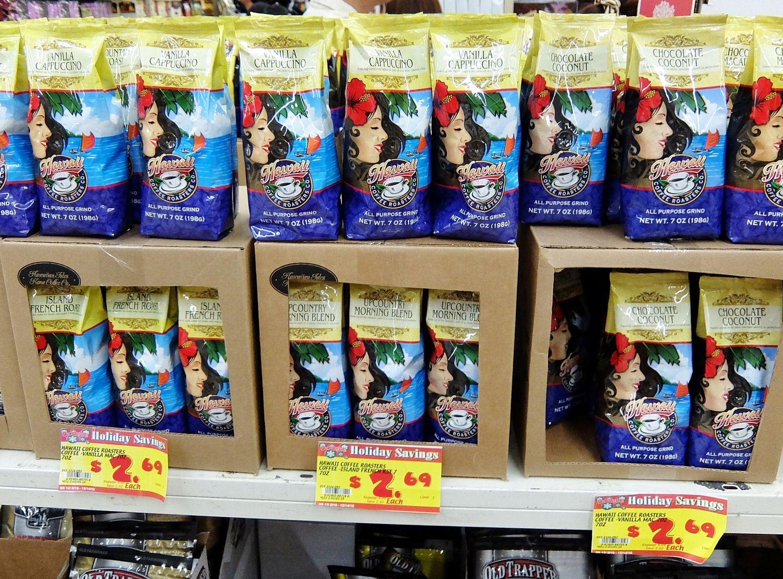 ドン・キホーテ Don Quijote Honolulu ホノルル ハワイ ワイキキ お土産 コーヒー