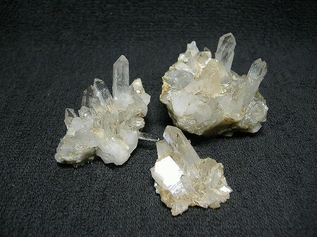 水晶 クラスター