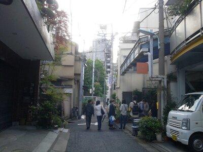一箱古本市2013・1日目KINGYO