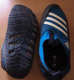 ウォーター・ウォーク用の靴