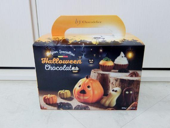 コストコ ハロウィーン チョコボックス 1,448円也 チョコレート おすすめ