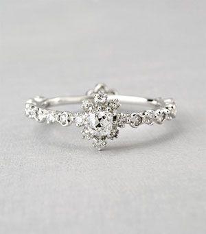 婚約指輪の話、前編。