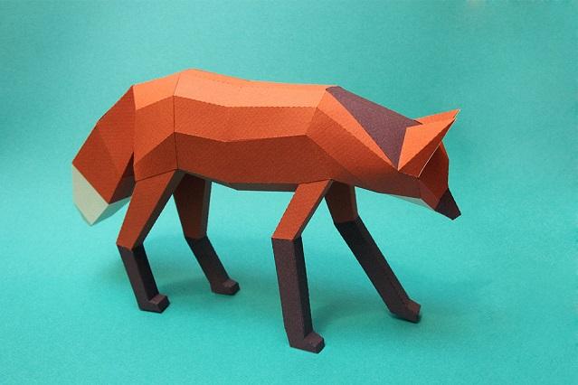 3D 折り紙