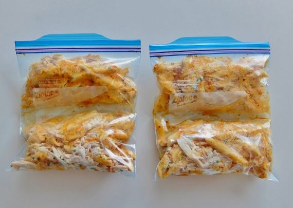 コストコ デリカ レッドアルフレッド チキンペンネ 1,380円 食材 ロティサリーチキン