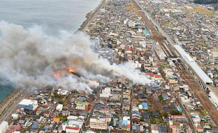 新潟 火災