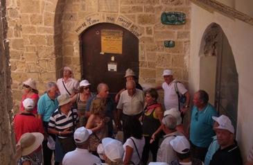 たくさんの観光客