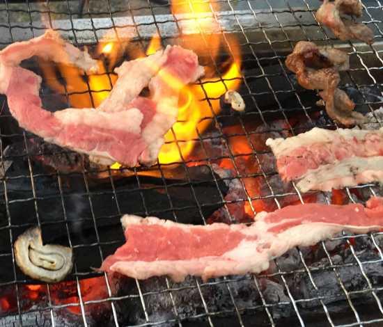 バーベキューで簡単に火おこしをする方法