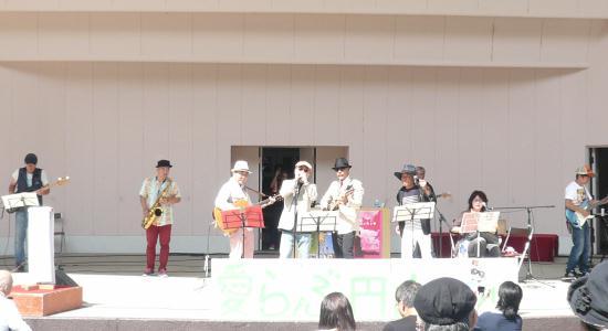 円山音楽堂のライブ
