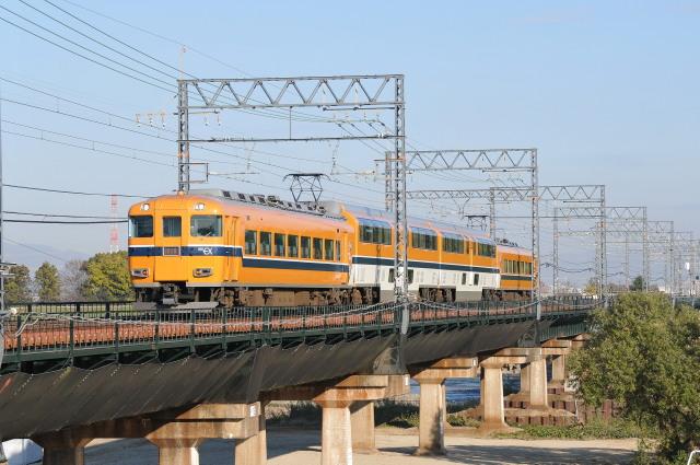 近鉄京都線・木津川橋梁1 | harryのたわごと - 楽天ブログ
