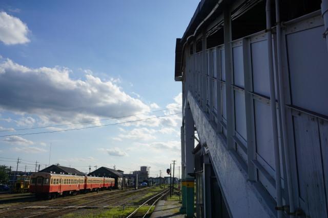 小湊鉄道 在りし日の五井跨線橋4