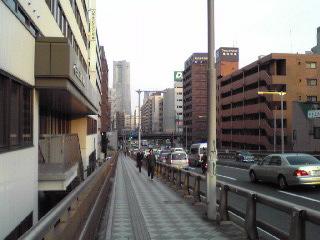 横浜跨線橋2012年春