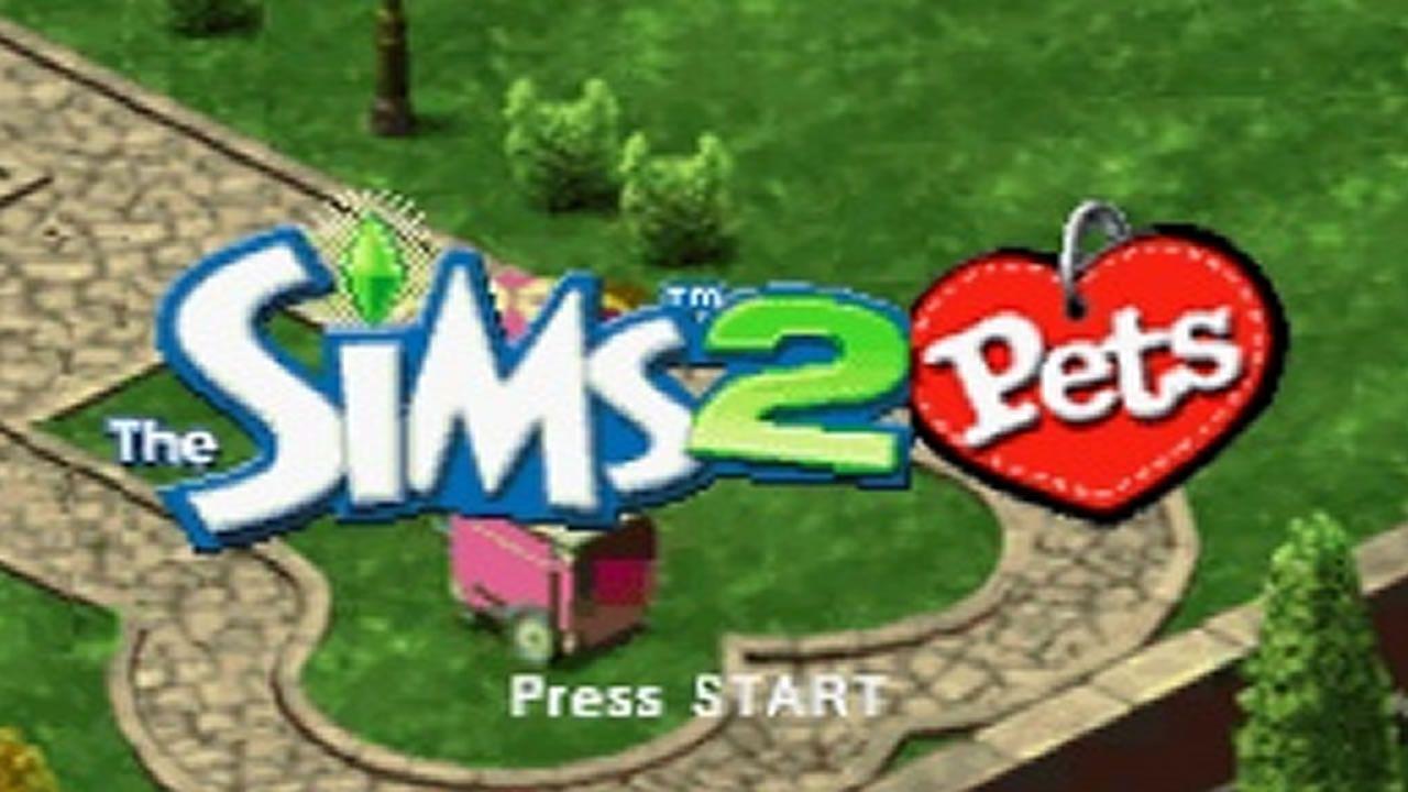ザシムズ2ペット「The Sims 2 Pets」
