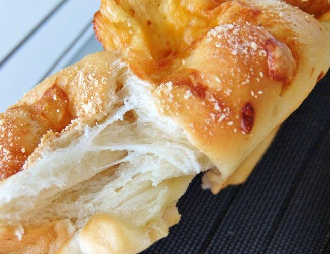 銀座 に志かわ 生食パン チーズロール レーズンチョコレート レシピ 手作り 手捏ね ホームベーカリー
