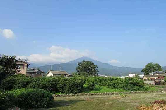 高越山2015/7/29