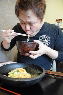 神田PAグランプリつけ麺せんむ
