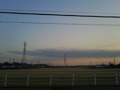 海老名風景2012年12月・7