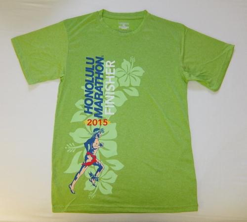 ホノルルマラソン 2015 ハワイ オアフ