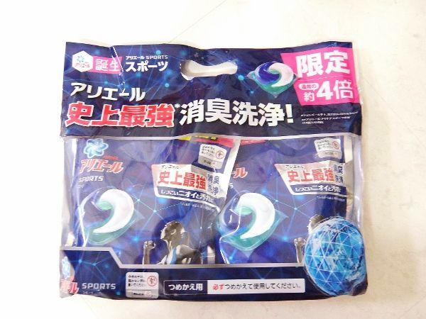 コストコ アリエールGB スポーツ52 1,198円