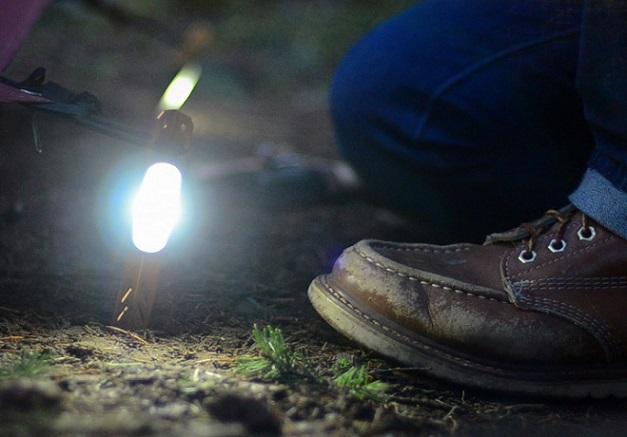 便利ライト アウトドア