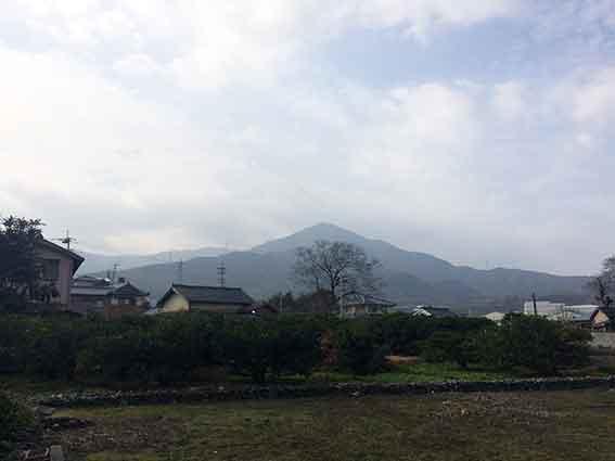 高越山2015/12/27♪