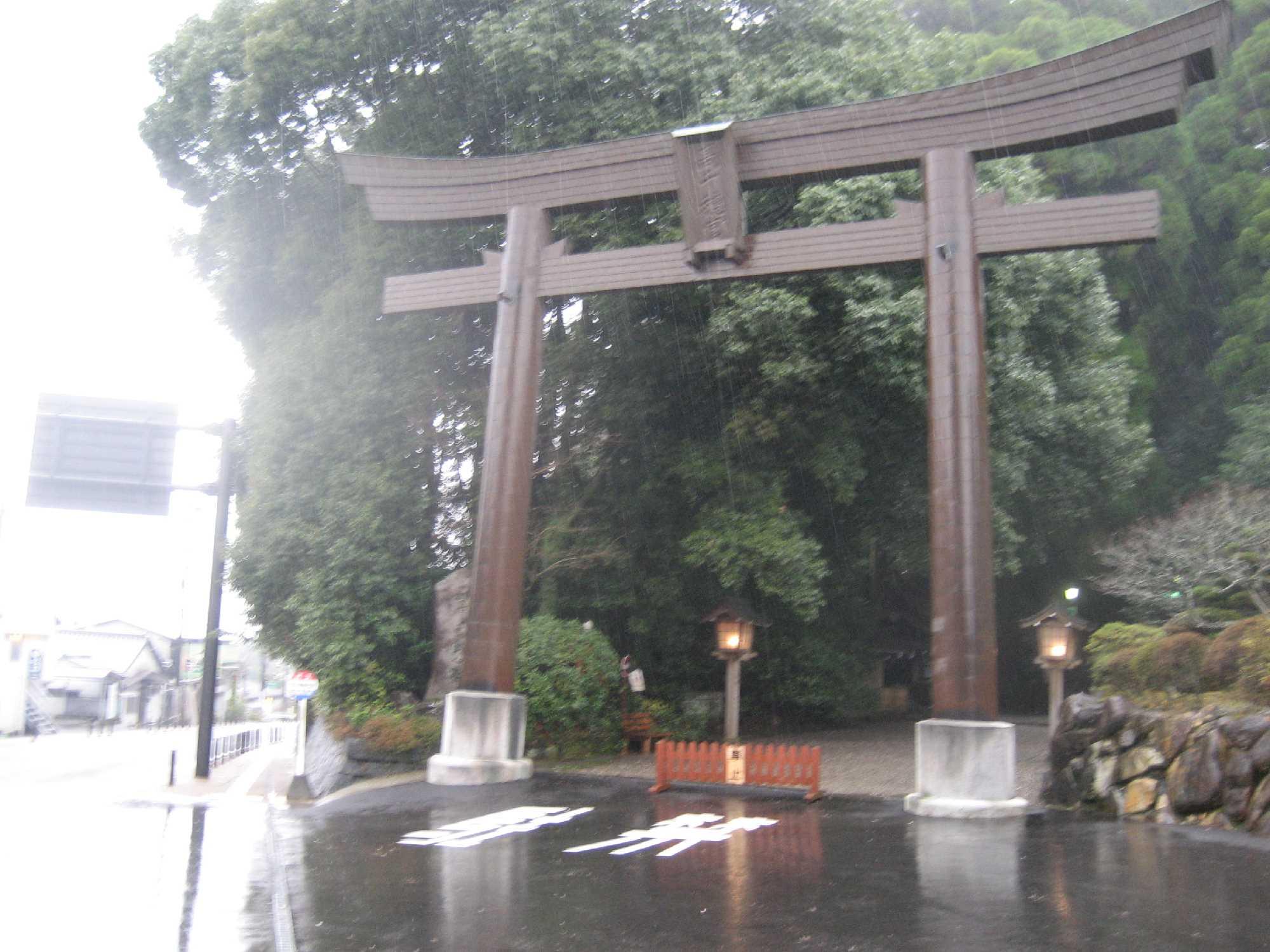 高千穂神社 正面