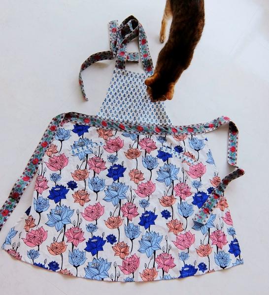 リメイク かばん エプロン bag clothing makeover DIY