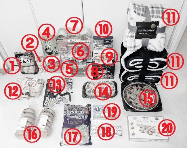 コストコでお買い物 戦利品 商品 円 レポ ブログ