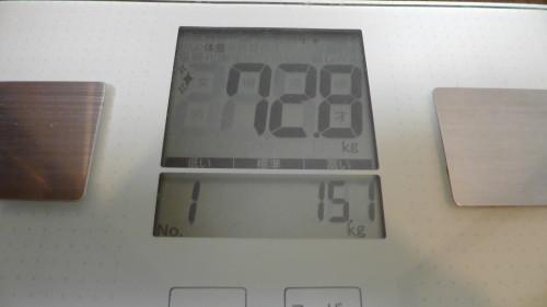 パナソニックの体重計(体組成バランス計)EW-FA23