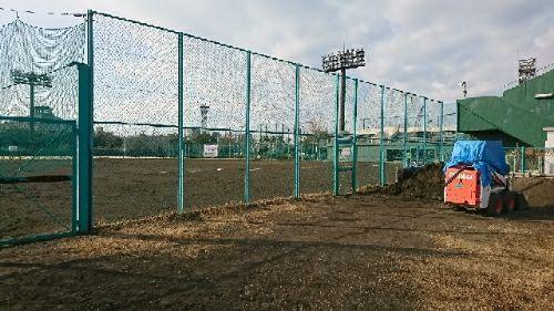 公園 草 3 番地 野球