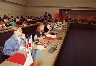 ジュニア国際会議