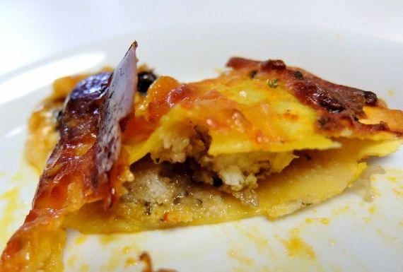 コストコ カークランド ラビオリラザニア ポルチーニ&トリュフ Ravioli Lasagna Porcine