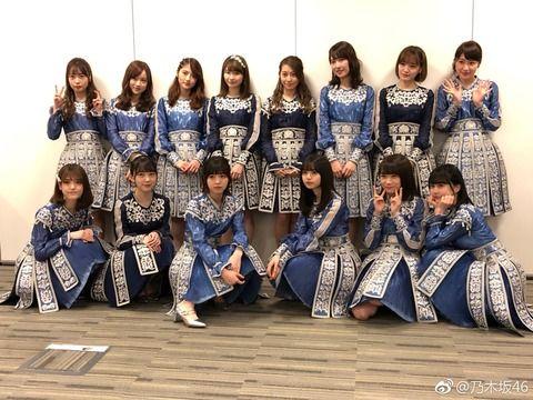 乃木坂46♪『C3AFA香港2018』集合写真公開!