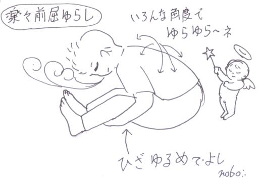 楽々前屈ゆらし.JPG