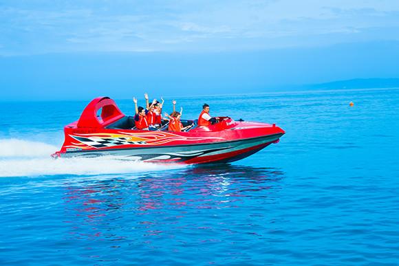 ジェットボート