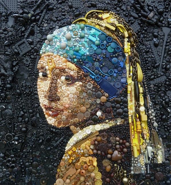真珠の耳飾りの少女 ヨハネス・フェルメール
