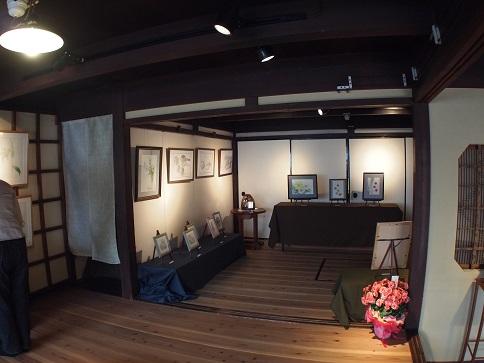 2013年10月 水彩画・日本画・陶芸作品展ー2.jpg