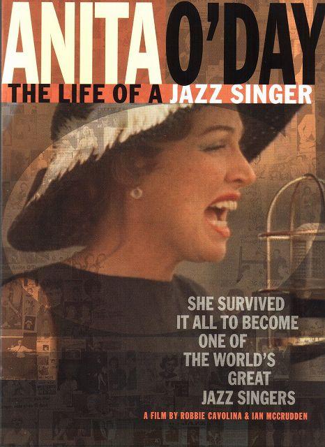 ANITA O'DAY - LIFE OF A JAZZ SINGER