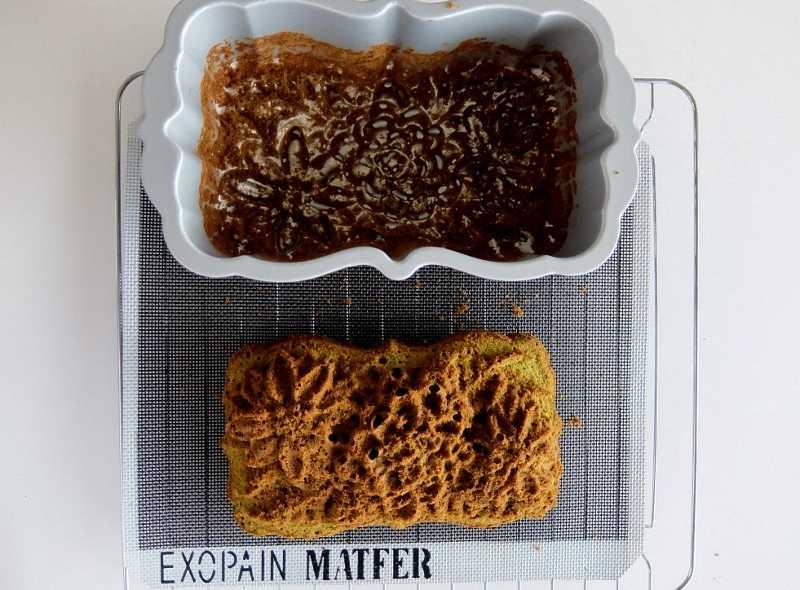 手作り お菓子 レシピ 簡単 ぐりとぐらのふわふわカステラケーキ 抹茶