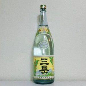 三岳 透明瓶