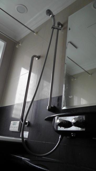 一条工務店の浴室