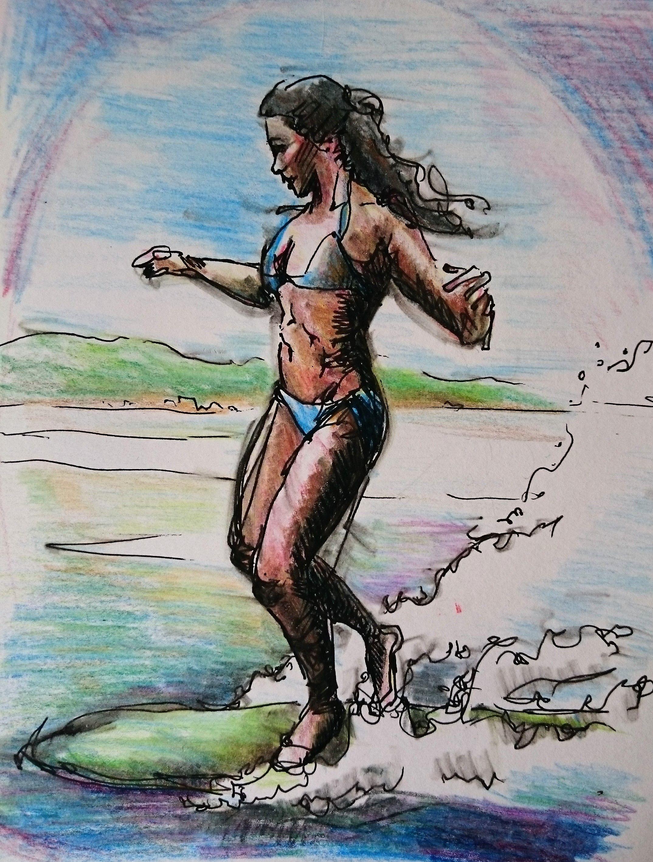色鉛筆レビュー 大人のぬりえから水彩 イラスト 画材マニアの徒然ブログ 楽天ブログ