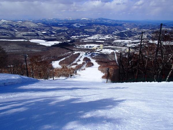 2014安比春スキー