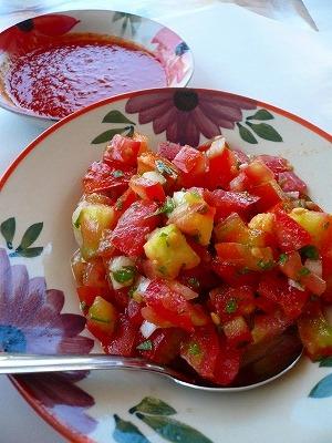 insalata di pomodoro