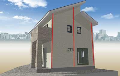 コーティング箇所-タマホームで建てる家