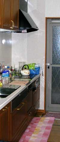 キッチン-とささん宅