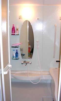 お風呂-とささん宅