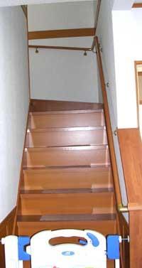 階段-とささん宅