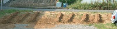 タマホームで建てる家-土地の申請のために3