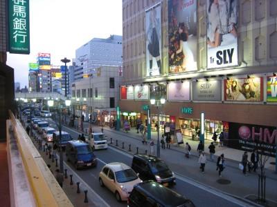 高崎市の商店街 | 東村山たまご...